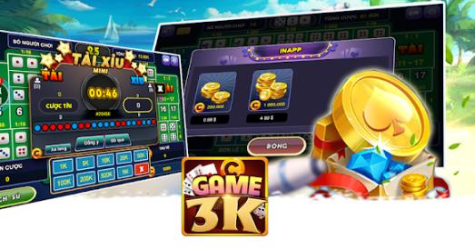 game 3k đổi thưởng