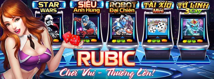 game rubic club