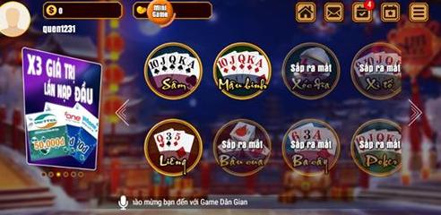 game bài bfun