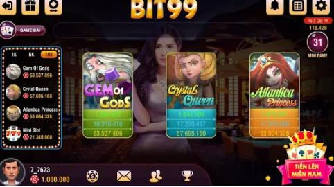 game bài bit99