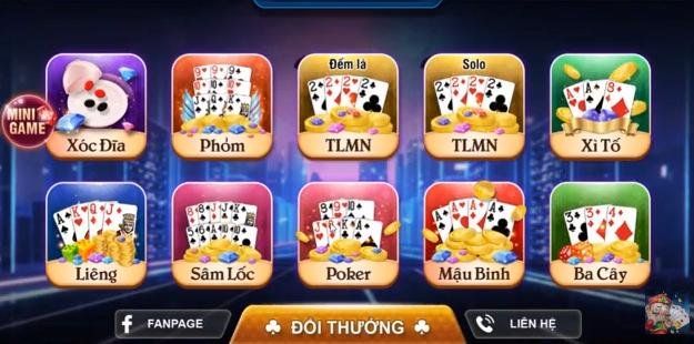 game bài tht